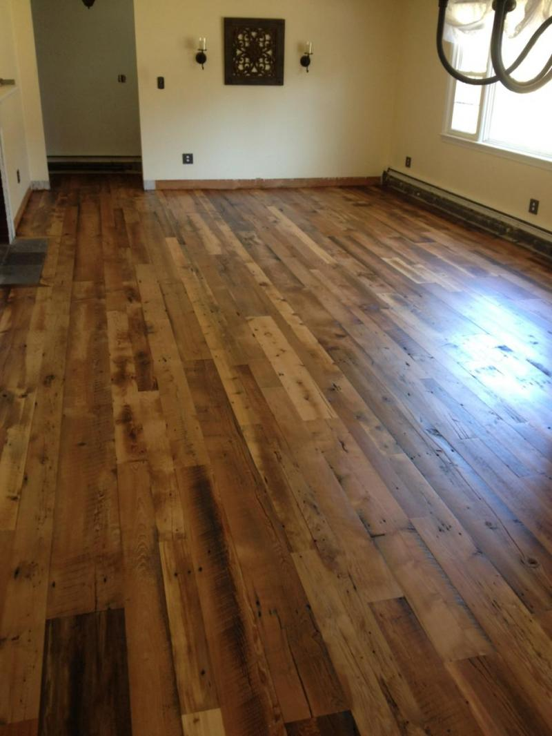 Relaimedbarns Com More Pictures Of Our Floors