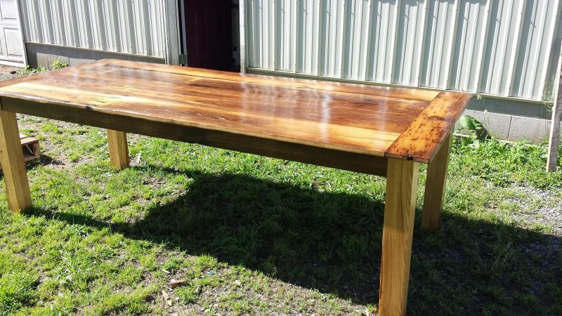 Chestnut Table